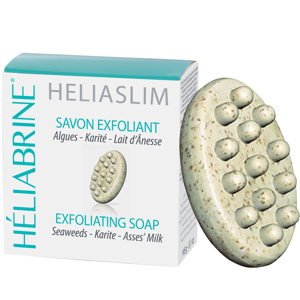 Heliaslim Exfoliating Soap
