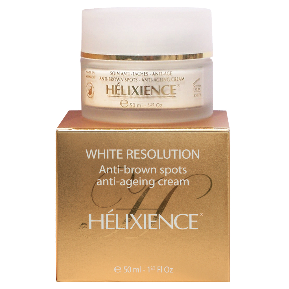 Helixience cream WHITE RESOLUTION