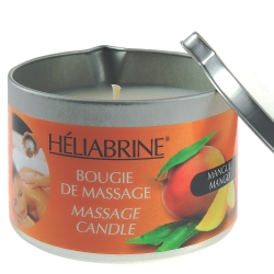 Mango Massage Candle