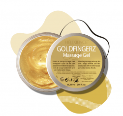 Gel de massage GOLDFINGERZ