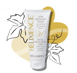 Soin Exfoliant Visage Helixience