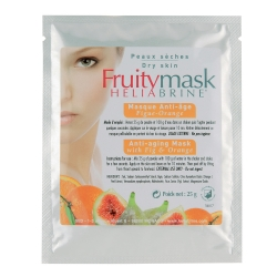 Masque anti âge figue orange
