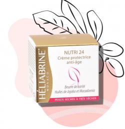 Crème nutri 24